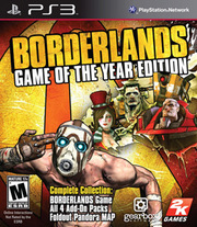 Borderlands: Game of the Year Edition para PS3