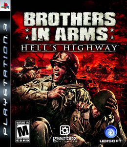 Brothers in Arms: Hell-s Highway para PS3
