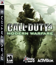 Call of Duty 4: Modern Warfare para PS3