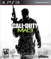 Call of Duty: Modern Warfare 3 para PS3