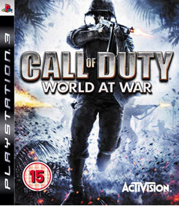 Call of Duty: World at War para PS3
