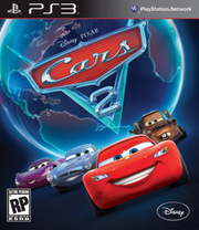Cars 2: The Video Game para PS3