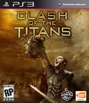 Clash of the Titans para PS3