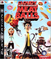 Cloudy With a Chance of Meatballs para PS3