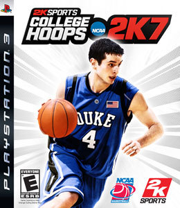 College Hoops 2K7 para PS3