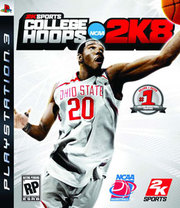 College Hoops 2K8 para PS3