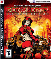 Command & Conquer: Red Alert 3 para PS3
