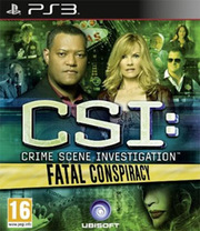 CSI: Crime Scene Investigation: Fatal Conspiracy para PS3