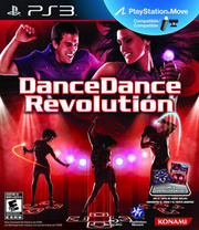 DanceDanceRevolution para PS3