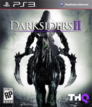 Darksiders 2 para PS3