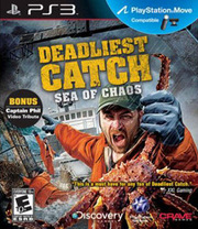 Deadliest Catch: Sea of Chaos para PS3