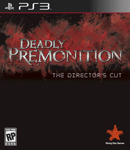 Deadly Premonition: The Director's Cut para PS3