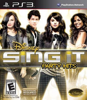 Disney Sing It: Party Hits para PS3