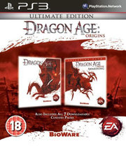 Dragon Age: Origins - Ultimate Edition para PS3