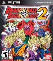 Dragon Ball: Raging Blast 2 para PS3
