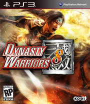 Dynasty Warriors 8 para PS3