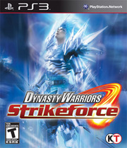 Dynasty Warriors: Strikeforce para PS3