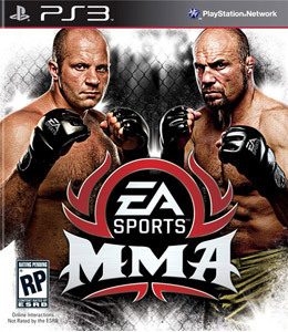 EA Sports MMA para PS3