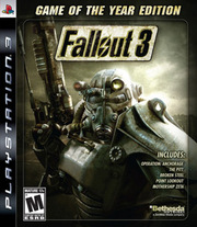 Fallout 3: Game of the Year Edition para PS3