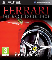 Ferrari: The Race Experience para PS3