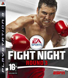 Fight Night Round 3 para PS3