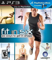 Fit in Six para PS3