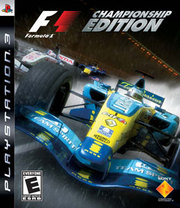Formula One Championship Edition para PS3
