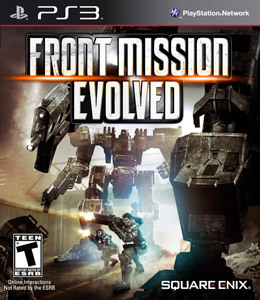 Front Mission Evolved para PS3