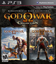 God of War Collection para PS3