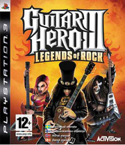 Guitar Hero III: Legends of Rock para PS3