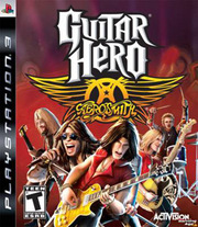 Guitar Hero: Aerosmith para PS3
