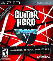 Guitar Hero: Van Halen para PS3