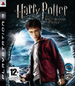 Harry Potter and the Half-Blood Prince para PS3
