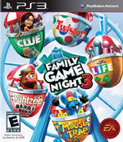 Hasbro Family Game Night 3 para PS3