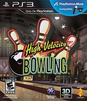 High Velocity Bowling para PS3