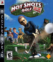Hot Shots Golf: Out of Bounds para PS3