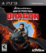 How to Train Your Dragon para PS3