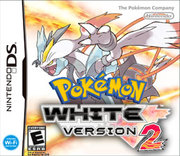 Pokemon White Version 2 para 3DS