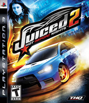 Juiced 2: Hot Import Nights para PS3