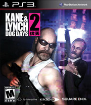 Kane & Lynch 2: Dog Days para PS3