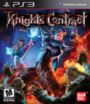 Knights Contract para PS3
