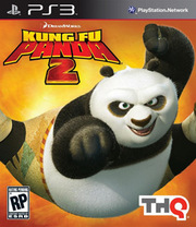 Kung Fu Panda 2: The Video Game para PS3