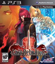 Last Rebellion para PS3