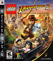 Lego Indiana Jones 2: The Adventure Continues para PS3