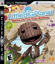 LittleBigPlanet: Game of the Year Edition para PS3