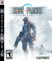 Lost Planet: Extreme Condition para PS3