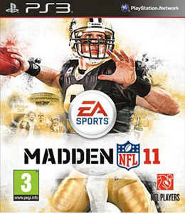Madden NFL 11 para PS3
