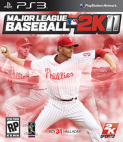 Major League Baseball 2K11 para PS3