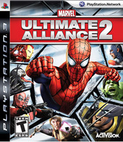 Marvel: Ultimate Alliance 2 para PS3