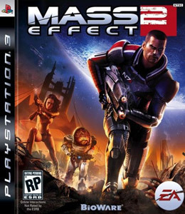Mass Effect 2 para PS3